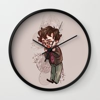will graham Wall Clock