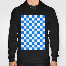 Checker (Azure/White) Hoody