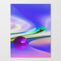 Ball 25 Canvas Print