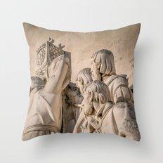 Explorateur Lisbon Throw Pillow