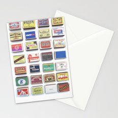 Strike Stationery Cards