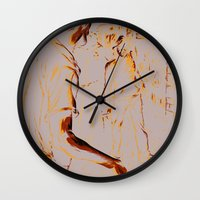 The Alley Wall Clock