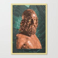 The Impatient Creator Canvas Print