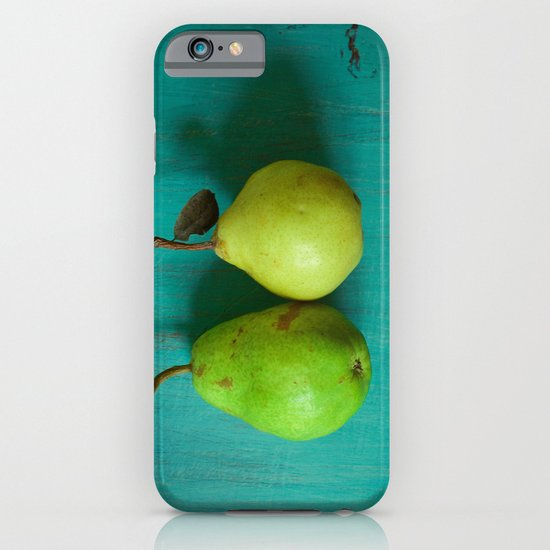 Cute Couple iPhone & iPod Case