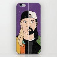 Jay & Silent Bob iPhone & iPod Skin