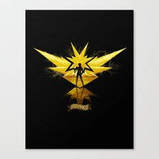 Instinct Canvas Print