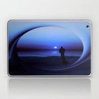 LANDSCAPE - Twilight Zon… Laptop & iPad Skin