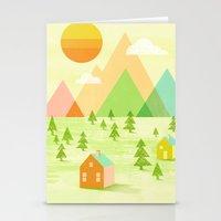 Prosperous Stationery Cards