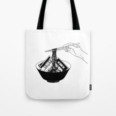 Enjoy Your Meal Tote Bag