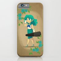 Retro Sailor Neptune iPhone 6 Slim Case