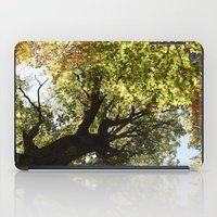 Fall Canopy - Woodland T… iPad Case