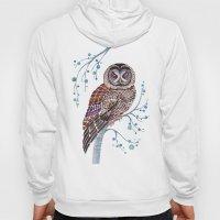 Lacy Owl Hoody