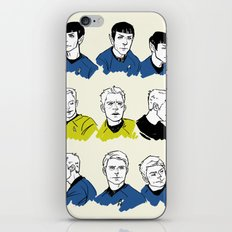 the holy trinity iPhone & iPod Skin