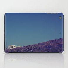 House on a Hill iPad Case