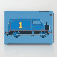 Tommy The Van Engine iPad Case