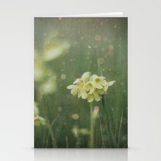 FLOWER Stationery Card