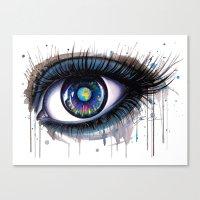 -The Earth- Canvas Print