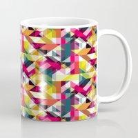 Aztec Geometric VII Mug