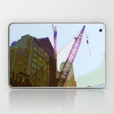 NY#4 Ground Zero, Brown Laptop & iPad Skin