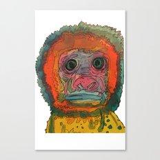 monki Canvas Print
