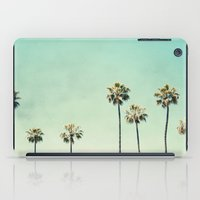 Palm Trees  iPad Case