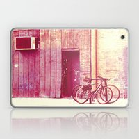 Pedal Laptop & iPad Skin
