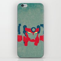 Lagann iPhone & iPod Skin
