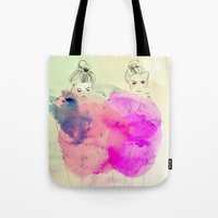 Brr its cold outside Tote Bag