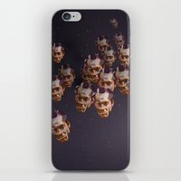 A head of the pack iPhone & iPod Skin