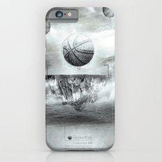 1891 - Basketball iPhone 6 Slim Case