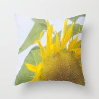 Good Morning, Sunshine Throw Pillow