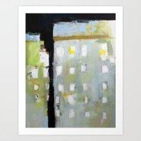 NYC Impression 1 Art Print