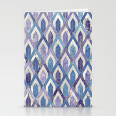 Art Deco Marble Pattern III. Stationery Cards