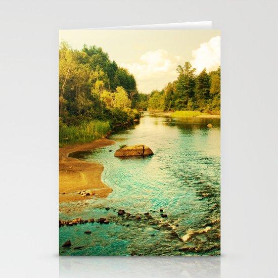 Peaceful Interlude Stationery Card