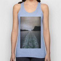 Night Or Day? Unisex Tank Top