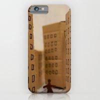iPhone & iPod Case featuring Urban life neurosis by mindaugas gelunas studio