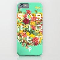 Flora Tropical. iPhone 6 Slim Case