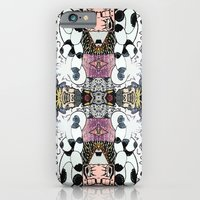 iPhone & iPod Case featuring Here's Looking At You, Kid... by Joshua Rayfield [Spyder Acidburn]