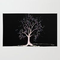 Dark Elven Tree Rug