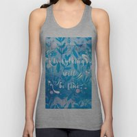 Everything Will Be Fine Unisex Tank Top