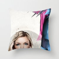 St. Claire Throw Pillow