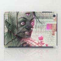 Self Analysis Defrag iPad Case