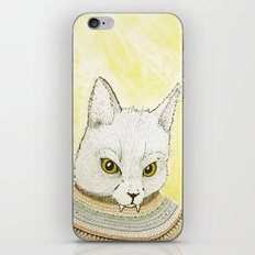 SWEATER AND ALSO CAT iPhone & iPod Skin