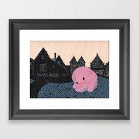 In Bruges II Framed Art Print