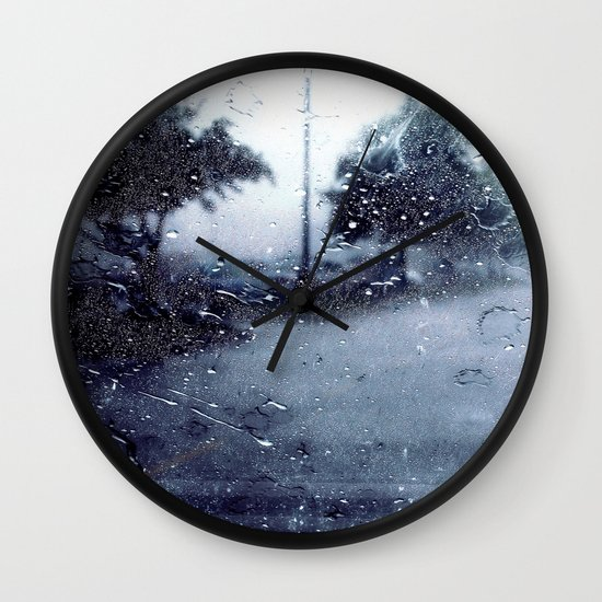 Seasons On Me  Wall Clock