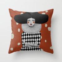 Rodinia Throw Pillow