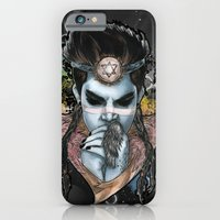 iPhone & iPod Case featuring Indigo Child by ArtEleanor
