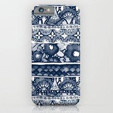 Boho Indigo iPhone 6 Slim Case