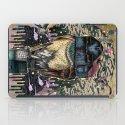 The Barn Owl Fortune Teller iPad Case