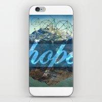 HOPE (1 Corinthians 13:13) iPhone & iPod Skin